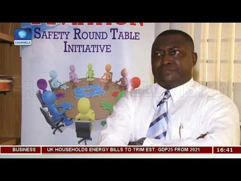 Olumide OHunayo On Chalenges Facing The Nigeria's Aviation Industry |Aviation This Week|