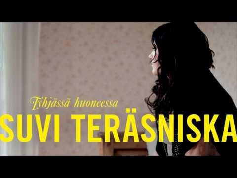 Suvi Teräsniska - Tyhjässä huoneessa (uusi albumi nyt kaupoissa)