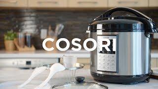 Cosori 8qt Premium Pressure Cooker CP018-PC
