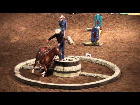 2014 Calgary Stampede Cowboy Up Challenge - Glenn Stewart