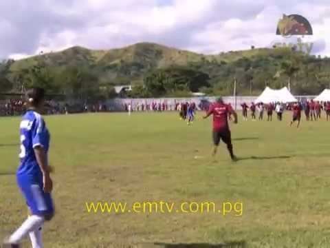 PNG Soccer Charity Trust Cup