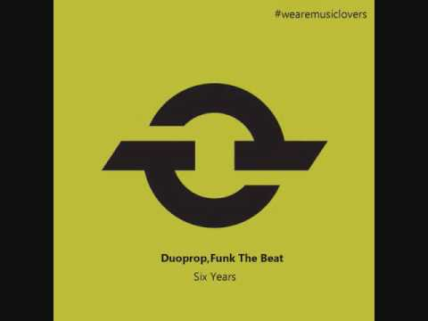 Funk The Beat, Bruno V - Six Years (Original Mix)