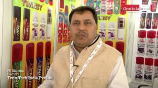 twin tech india pvt ltd at clean india technology week 2017