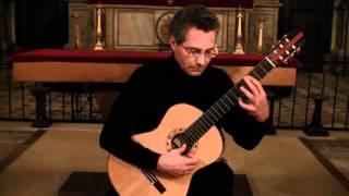 "Christian de Chabot  ""Melodia del Adios"" de Atahualpa Yupanqui"