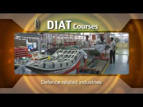 Defence Institute of Advanced Technology(DIAT) Pune(This is just a Advertising video)