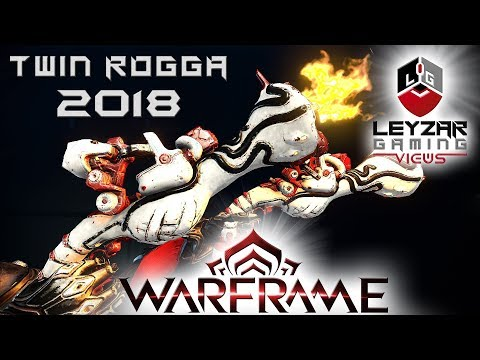 Twin Rogga Build 2018 (Guide) - The Boom Sticks (Warframe Gameplay)