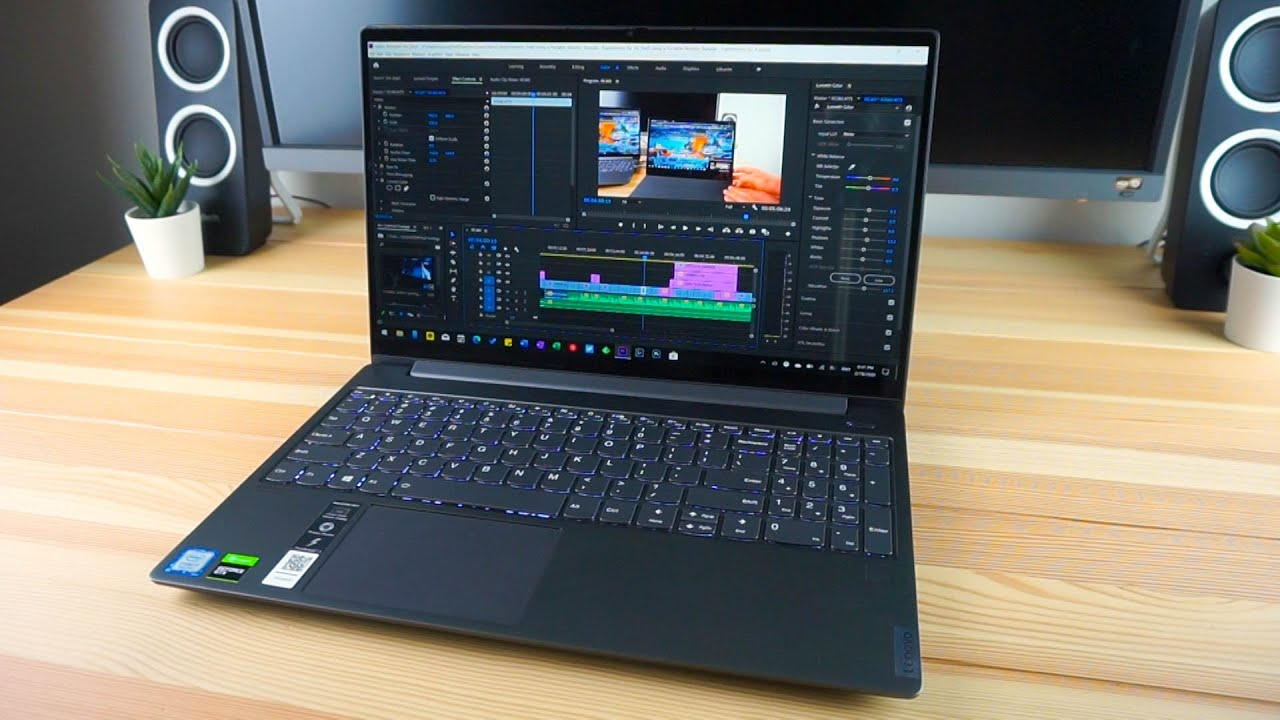 Lenovo Ideapad S740 Review Best Laptop Deal For Video Editing Youtube