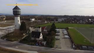 Wohnmobilstellplatz Kehl Baden-Württemberg März 2017