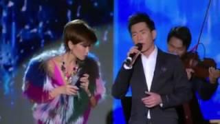 Tạ Tình - Khánh Hà song ca cùng Trần Thái Hoà trong đêm nhạc của tỷ phú Hoàng Kiều tổ chức