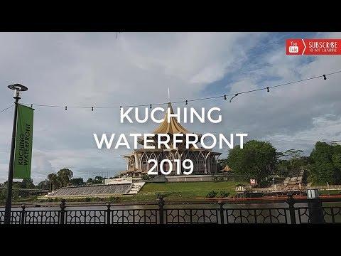 Kuching Waterfront | 2019 | Sarawak More To Discover