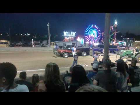 Winner of 2016 boyle county fair