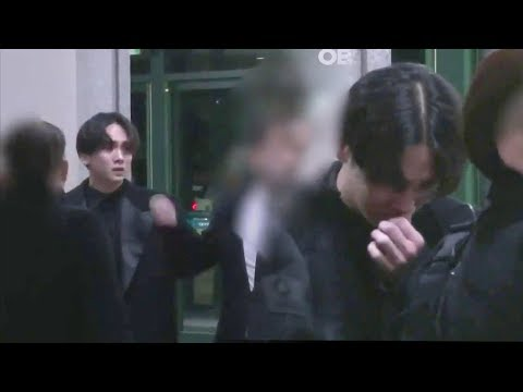 SHINee's Key Extremely Emotional and Can't Hold His Tears at Jonghyun's Memorial