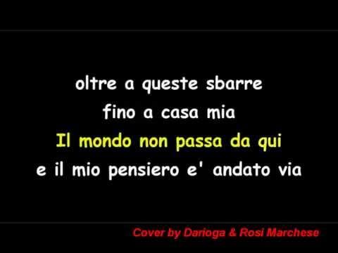 Enrico Ruggeri - Andrea Mirò - Nessuno tocchi Caino - Cover by Darioga & Rosi Marchese