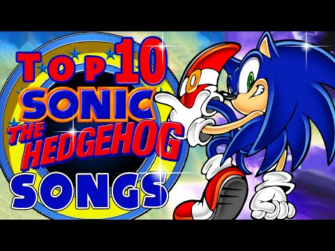 Top 10 Sonic Songs  SonScotty