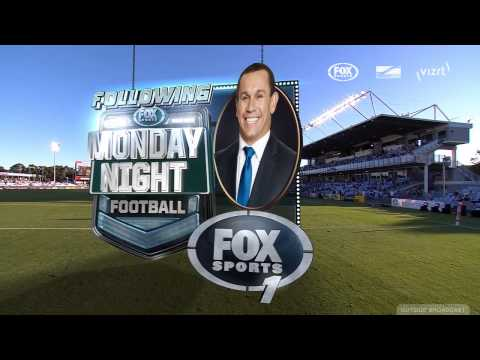 Stype Kit Powered On-Air 3D Outside Broadcast Graphics for FoxSports AU