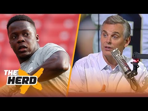 Colin Cowherd weighs in on reports Jets are trading Teddy Bridgewater to the Saints | NFL | THE HERD