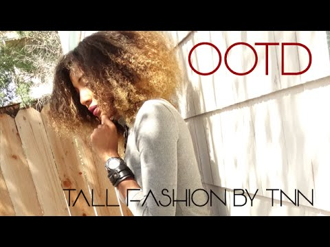 Tall Fashion - Fall OOTD (for tall women) - Dancing Edition