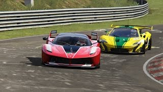supercar paradise fxx k p1 gtr one1 laferrari huayra and. Black Bedroom Furniture Sets. Home Design Ideas