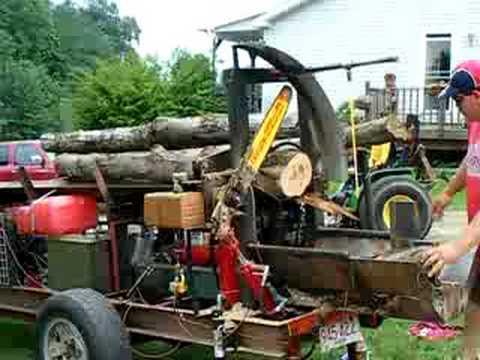 Firewood Processor Youtube