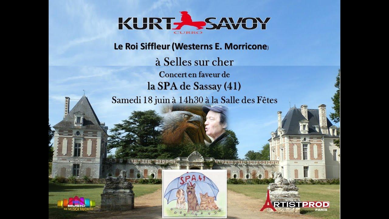 Kurt Savoy Curro A Selles Sur Cher Spa De Sassay 41 Youtube