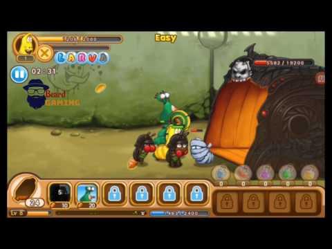 Larva Heroes|Cartoon Larva |Funny Game For Kids Episode 1.7-1.9