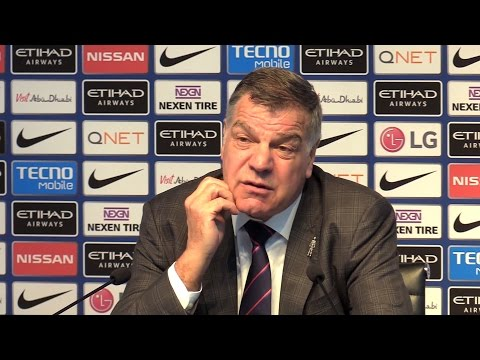 Manchester City 5-0 Crystal Palace – Sam Allardyce Full Post Match Press Conference