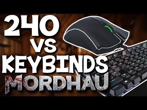What are the BEST Controls? - Mordhau Advanced Guide (Keybinds, Mouse Movement, Tips)
