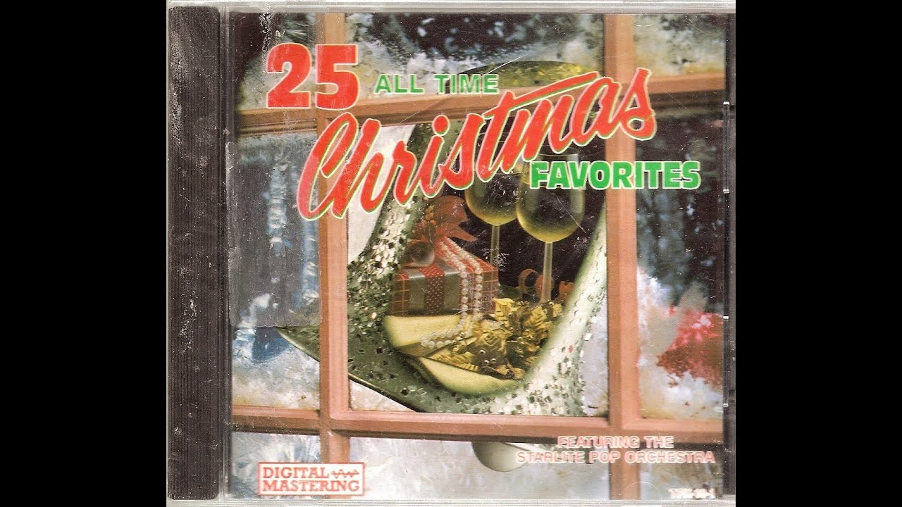 25 All Time Favorite Christmas Songs