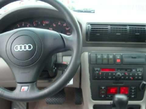 Auburn Way Autos >> 1998 Audi A4 Auburn 98002 - YouTube