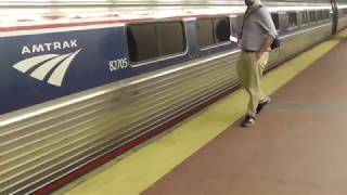 Aboard Amtrak 239 from Grand Central to Rhinecliff