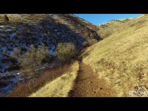 Red Rocks Trail Loop in 4K