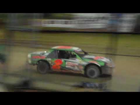 Stock Car Amain @ Marshalltown Speedway 09/15/17