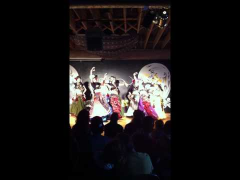 Tribe Nawaar at Evolution of Belly Dance, Part 1