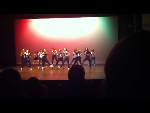 The Source Dance Company performing at Urban Alchemy