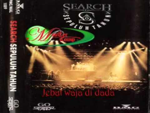 search-derap komando with lirik