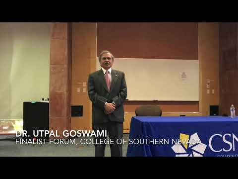 College of Southern Nevada searches for a new president
