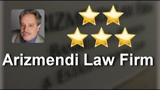 Arizmendi Law Firm San Diego          Great           5 Star Review by Cecilia V.