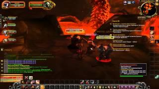 (013) Прохождение World of Warcraft - Огненная пропасть
