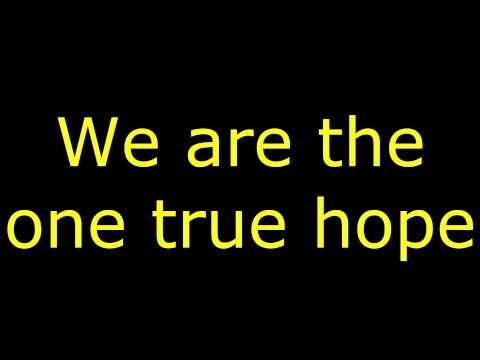 Lyrics: We Came As Romans - Hope