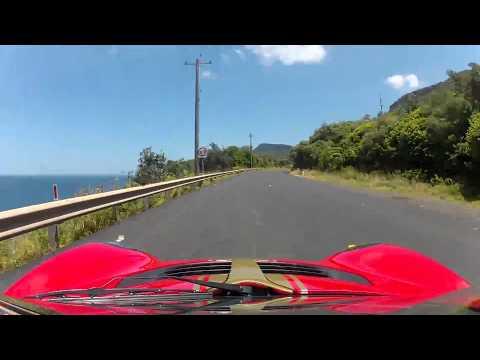 Bulli Ocean Drive in a Lotus Elise, Sydney Australia