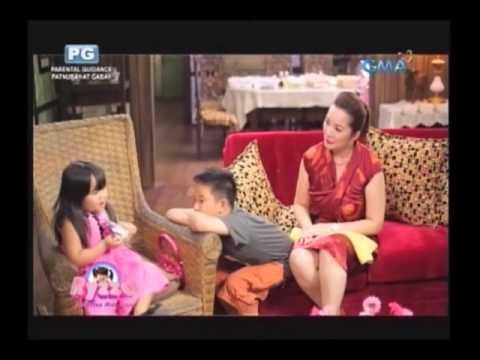 Ryzza Mae Show   Kris Aquino Part 1