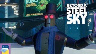 Beyond a Steel Sky: Tarquin's Gala Speech — Aspiration