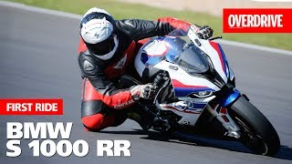 BMW S 1000 RR | First Ride | OVERDRIVE