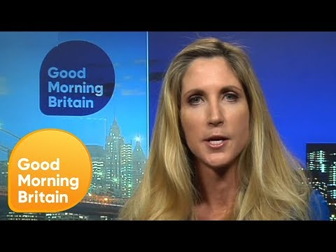Ann Coulter Claims Child Migrants Detained at US Borders Are 'Child Actors' | Good Morning Britain