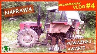 NAPRAWA ZETORa, prawie remont, 'mechanikowanie' :) | Mechamaniak v-LOG #4