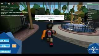 Roblox Nr. 14: Universal Studios Roblox/Willkommen bei Universal Studios