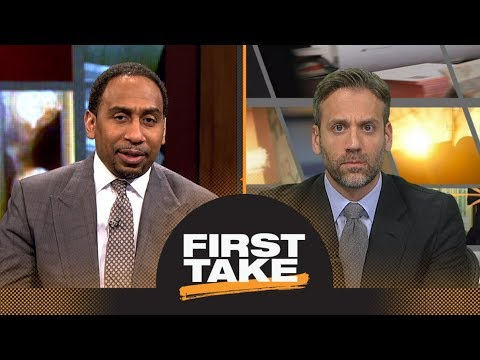 Stephen A. and Max debate Super Bowl LII replay review consistency | First Take | ESPN