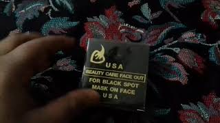 USA Beauty Care Face Out Soap For Black Spots-Health &amp skincare products world live vid ...