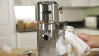 A home espresso maker that's much better than basic