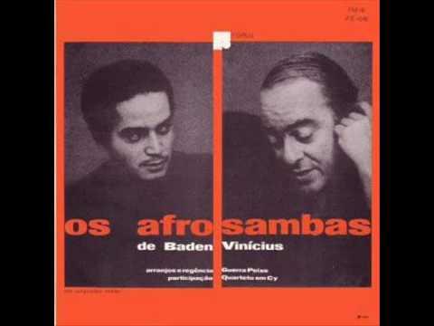 Tristeza e Solidão - Vinicius de Moraes e Baden Powell